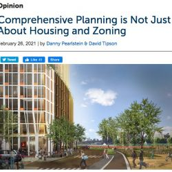 Appleseed and Riders Alliance Op-ed on Comprehensive Planning