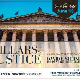 2017 Pillars of Justice Awards